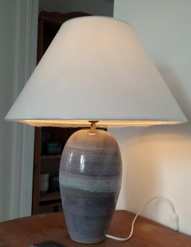 Pied de lampe90€